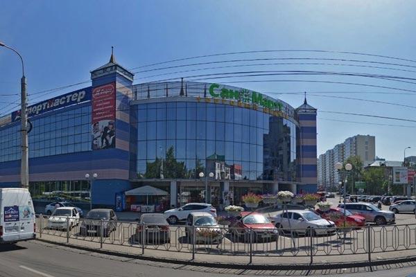 Тонирование зданий и торговых центров в Пензе под ключ недорого быстро